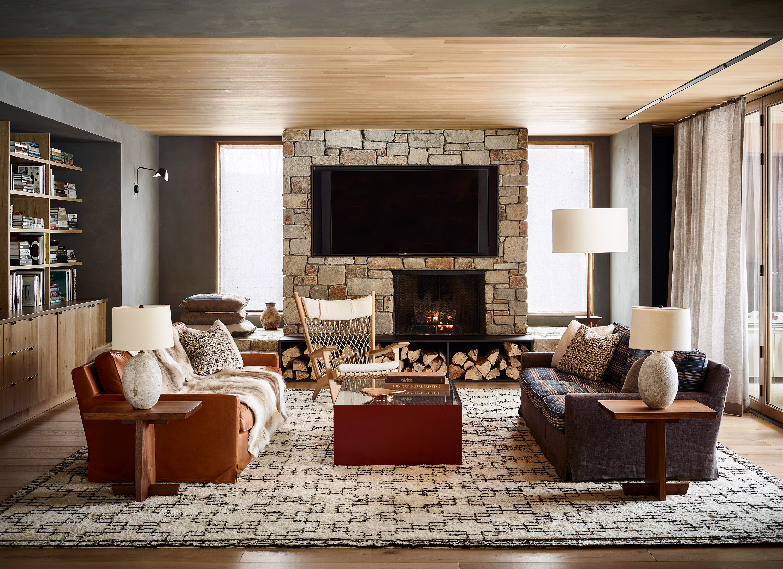 Taupo suite - living area