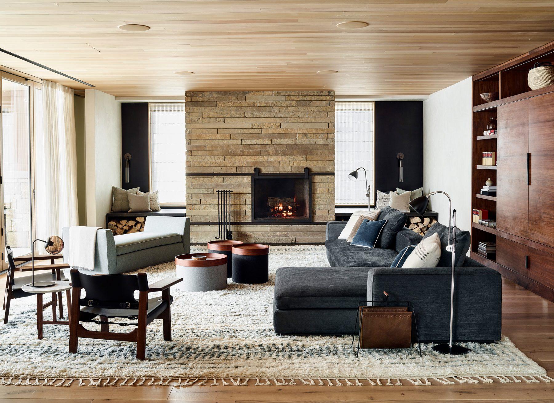 Pacana Suite - Living Area