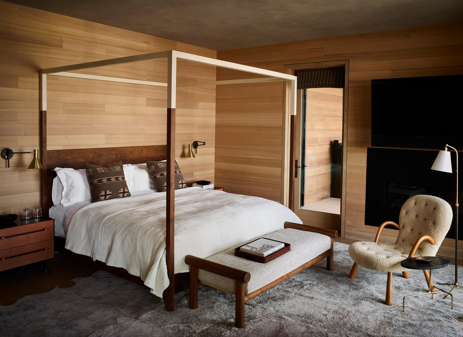 Taupo Suite - King Bedroom