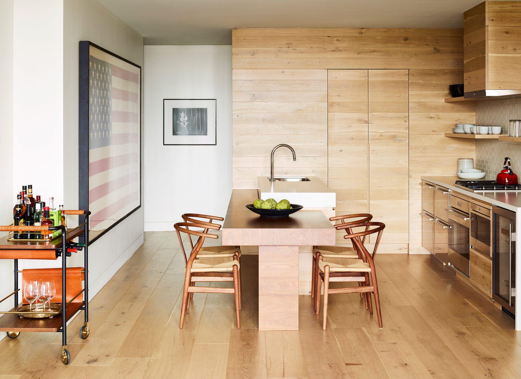 Karikari suite kitchen