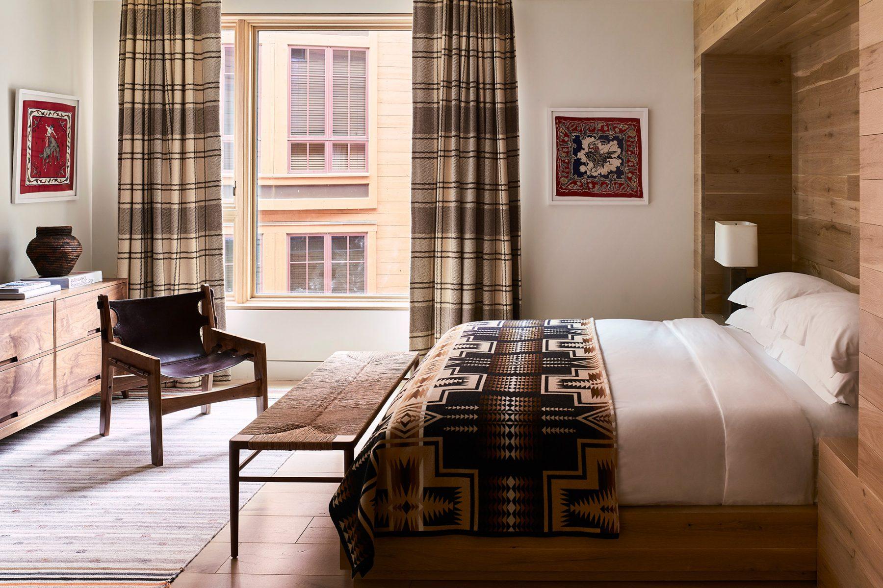 two bedroom Socorro suite, king bedroom